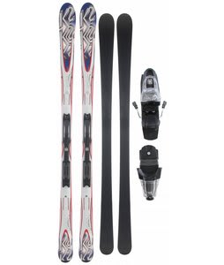 K2 A.M.P. Stryker Skis w/ Marker M2 10.0 Bindings