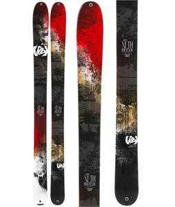 K2 Annex 118 Seth Morrison Pro Skis