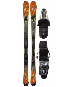 K2 Apache Blackhawk Skis w/ Marker M2 10.0 Bindings