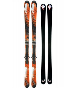 K2 Apache Crossfire Skis w/ Marker MX 12.0 Bindings