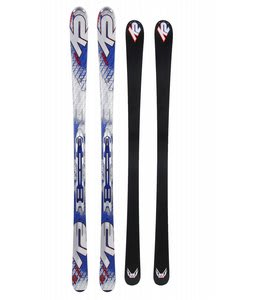 K2 Apache Force Skis w/ Marker M2 10.0 Bindings