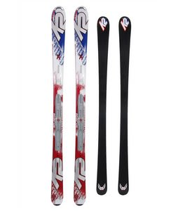 K2 Apache Interceptor Skis w/ Marker M2 11.0 TC Bindings