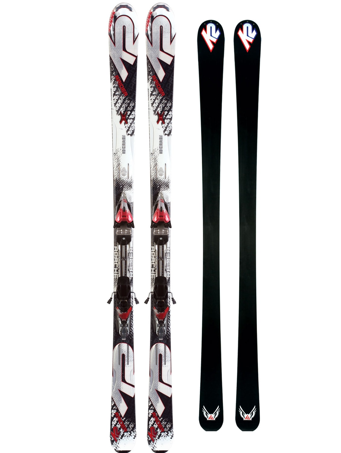 Shop for K2 Apache Raider Skis w/ Marker IBC 10.0 Bindings - Men's