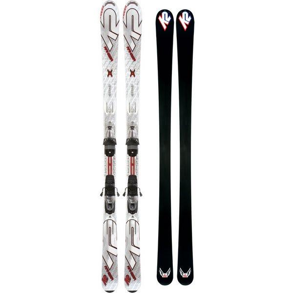K2 Apache Ranger Skis w/ Marker M2 10.0 Bindings