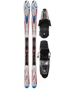 K2 Apache Sabre Skis w/ Marker M2 10.0 Bindings