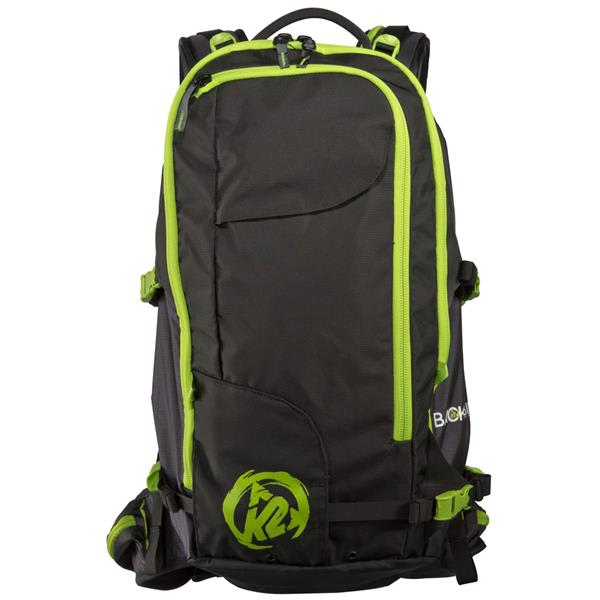 K2 Backside 24 Kit Black 24L