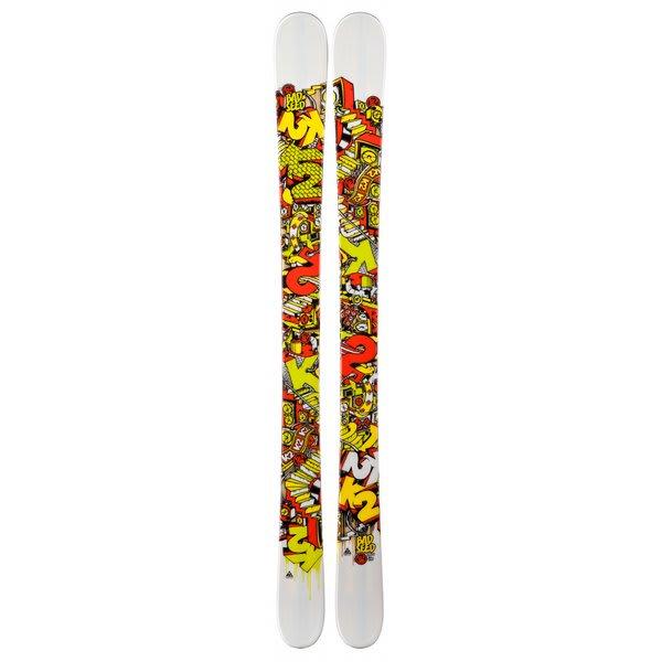 K2 Bad Seed Skis w/ Marker Fastrak2 7.0 Bindings