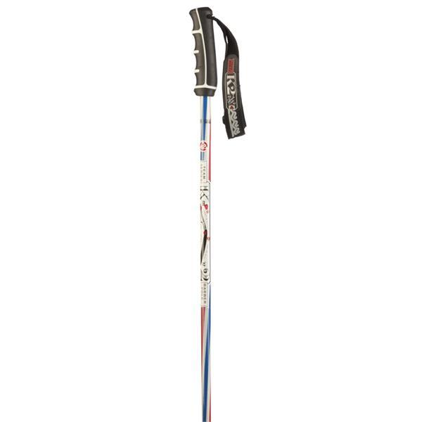 K2 Barber Pole Ski Poles