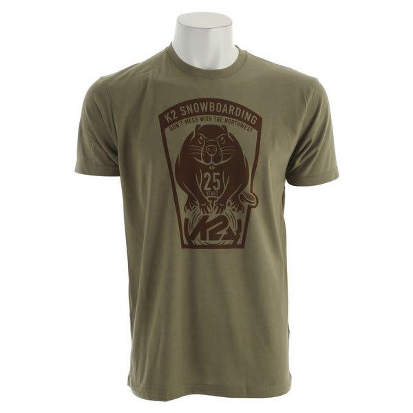 K2 Beaver T-Shirt