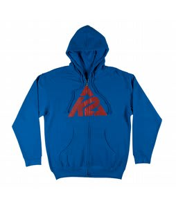 K2 Branded Zip Hoodie Royal