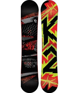 K2 Brigade Wide Snowboard 155