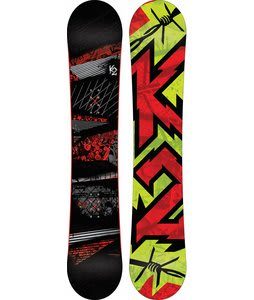K2 Brigade Snowboard 161