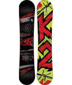 K2 Brigade Wide Snowboard 163