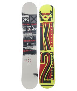 K2 Brigade Snowboard 158