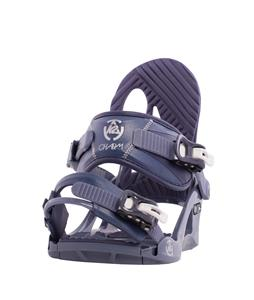 K2 Charm Snowboard Bindings Dusty Lilac
