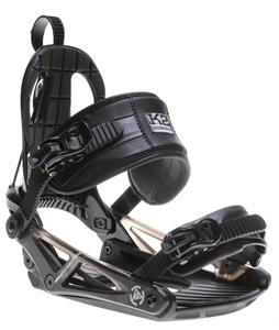 K2 Cinch CTC Snowboard Bindings Black