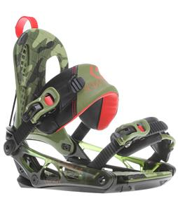 K2 Cinch CTS Snowboard Bindings Camo