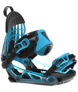 K2 Cinch CTS Snowboard Bindings Blue