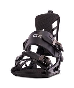 K2 Cinch CTX Snowboard Bindings Black