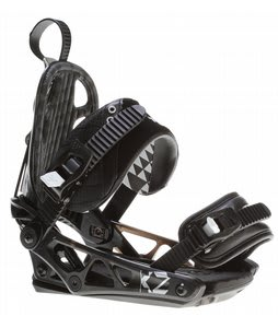 K2 Cinch Tryst Snowboard Bindings Black