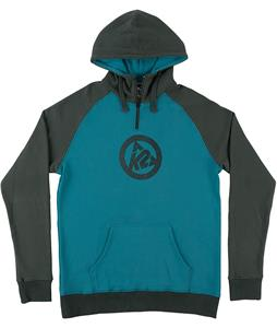 K2 Circle Logo Pull Over Hoodies Lagoon