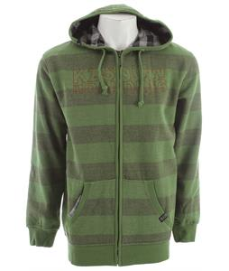 K2 Claymore Hoodie Green