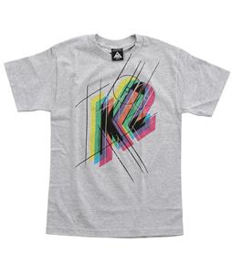 K2 CMYK T-Shirt Athletic Heather