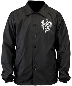 K2 Coach Windbreaker Black