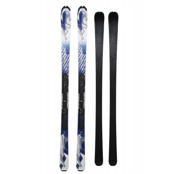 K2 Comanche Skis w/ Marker Fastrak2 10.0 Bindings