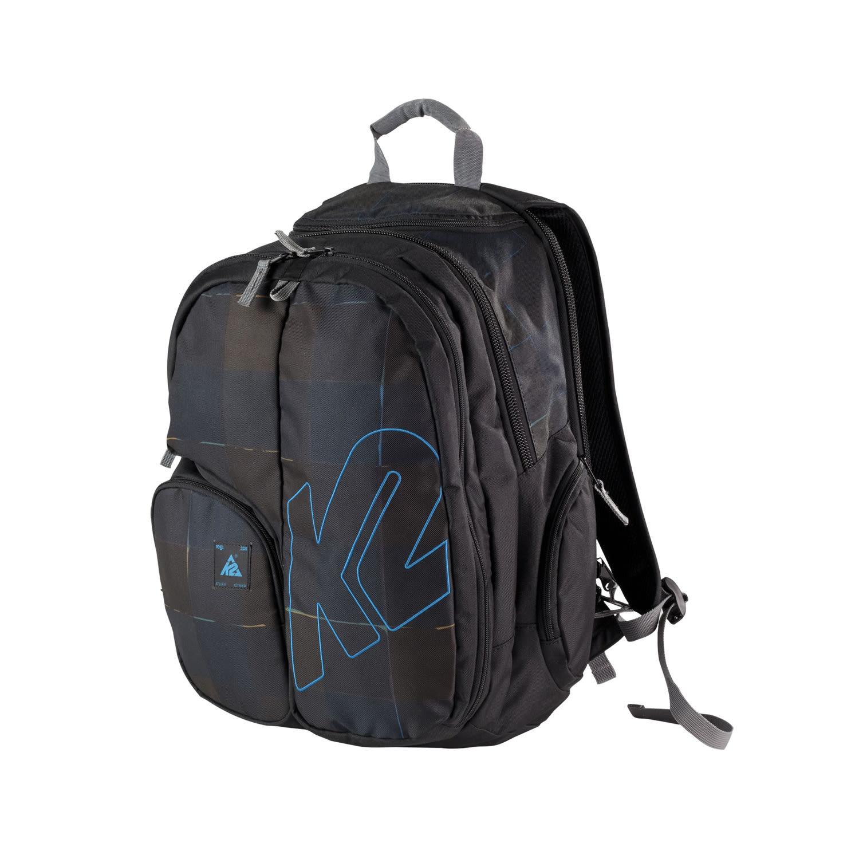 K2 Commuter Backpack Black 23L