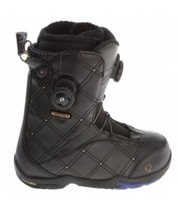 K2 Contour Snowboard Boots Black