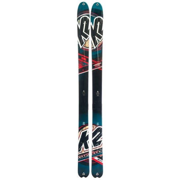 K2 Coomback Skis