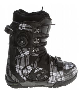 K2 Darko Snowboard Boots Plaid