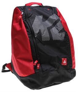 K2 Deluxe Boot/Helmet Bag Red Black