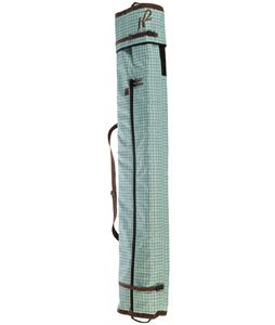 K2 Deluxe Double Ski Bag Green 180-200cm