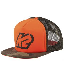 K2 Dinner Time Trucker Cap Camo