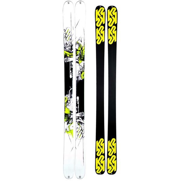 K2 Disorderly Skis