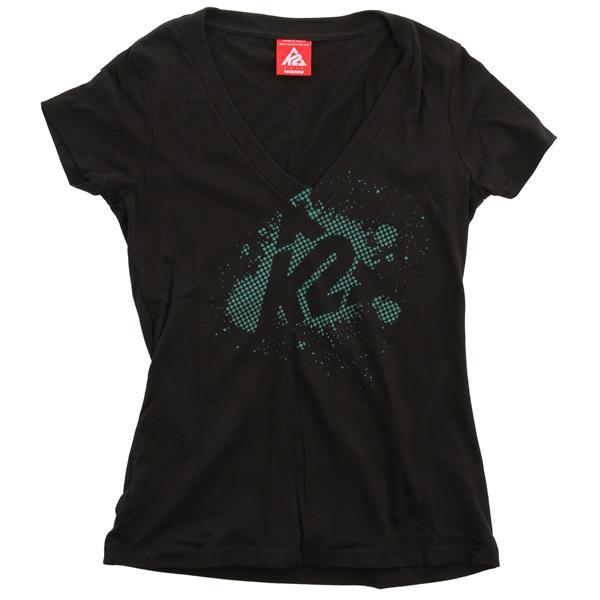 K2 Dot V Neck T-Shirt