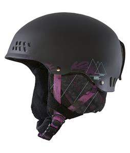 K2 Emphasis Ski Helmet Black