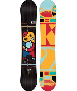 K2 Fastplant Snowboard 154
