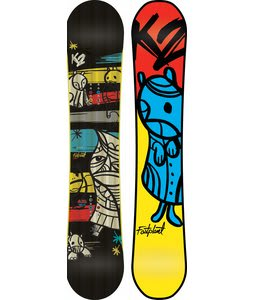 K2 Fastplant Wide Snowboard 156