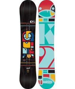 K2 Fastplant Wide Snowboard