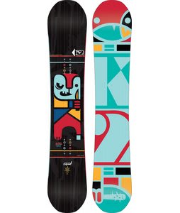 K2 Fastplant Snowboard 157