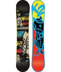 K2 Fastplant Wide Snowboard 159