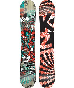 K2 Fastplant Snowboard 160