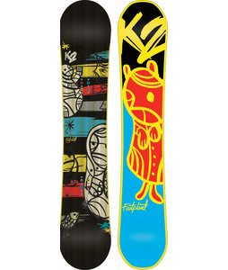 K2 Fastplant Wide Snowboard 162