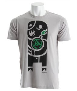K2 Fastplant T-Shirt Light Grey
