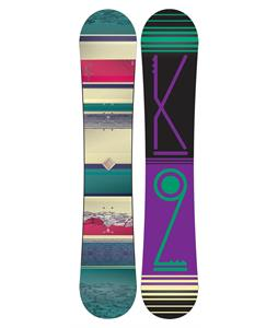 K2 First Lite Snowboard 142