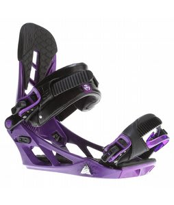 K2 Formula Snowboard Bindings Purple