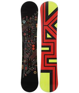 K2 Fuse Wide Snowboard 163